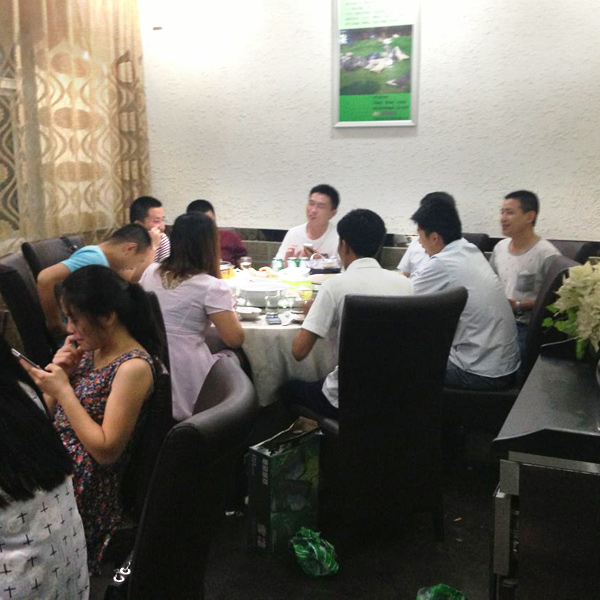 bwin最新登录网址易网公司聚餐